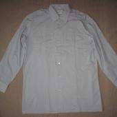 Rudin Plaffeien (41/62/М) армейская швейцарская рубашка мужская
