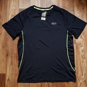 Спортивная футболка для бега размер L, 23-171 Ю