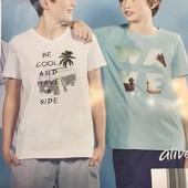 Набор детских футболок Alive на мальчика 7-8 лет, рост 128