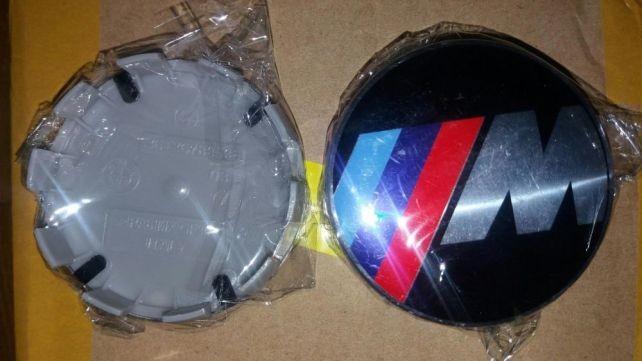 Колпачки для дисков М, 68 мм фото №1