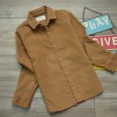 Рубашка стильная микровельвет Next (4-5 лет)