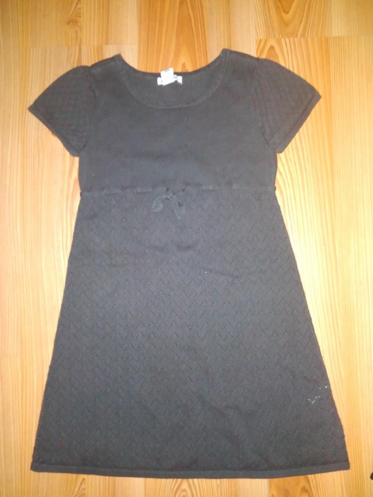 ab0cce4a27c Теплинькое платье от H M на 134-140 см фото №1