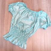 Распродажа! Детская блузка р.128-152