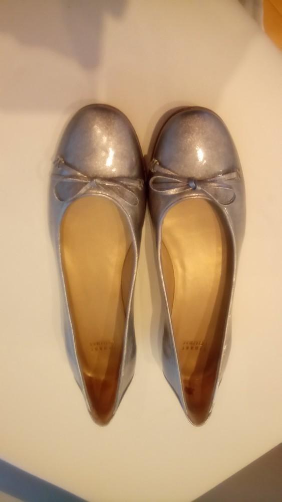 Туфли-балетки на выпускной stuart weitzman фото №1