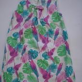 Фирменное Gap платье сарафан девочке 4-5 лет хлопок идеал