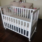 Детская кроватка Верес Соня ЛД12+матрисик