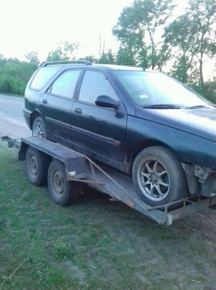 Продам Renault Laguna по запчастинах фото №1