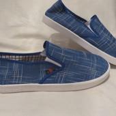Туфли Мокасины 42 размер
