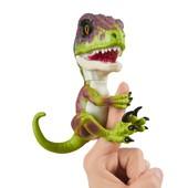 WowWee fingerlings Интерактивный ручной динозавр stealth baby dinosaur untamed raptor interactive