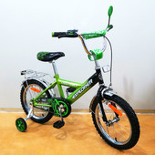 Двухколесный велосипед Explorer 14