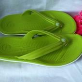 Кроксы crocs р. V6-W8 стелька 26 см