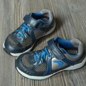 Кроссовки ботинки кожа Clarks (25F)