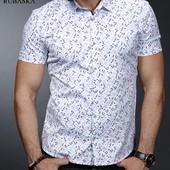 рубашка кароткий рукав большой выбор