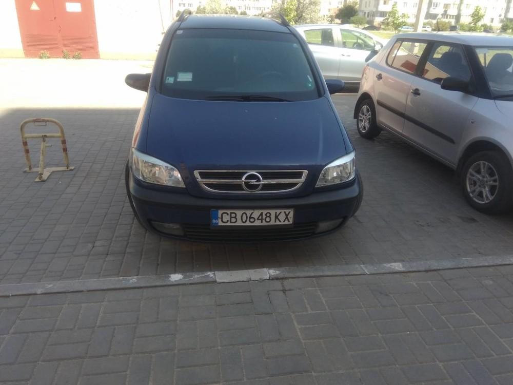 Продам Opel Zafira фото №1