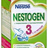 Сухая молочная смесь Nestogen Nestogen 3 350 г