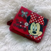 Детский кошелек Miss minne Disney Minnie mouse.
