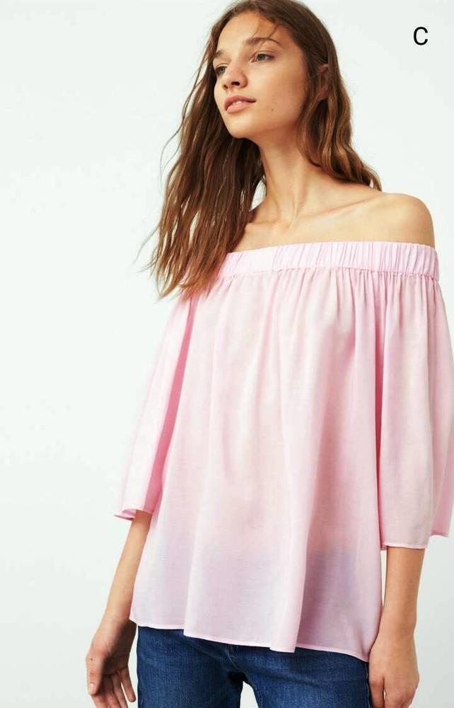 Mango,супер легкая,красивая блуза фото №1