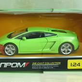 Машина металл Lamborghini Gallardo 68253 Автопром