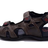 Сандалии  Ecco 40,41.42.43 размер, кожа, новинка, лето 2018, босоножки, летняя обувь
