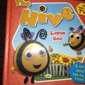 Книга детская на английском языке.