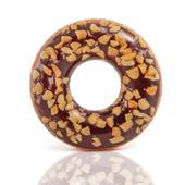 Надувной круг Пончик 114 см, Intex 56262
