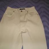 модные летние брюки спортивногокроя Omat W 28 L 32