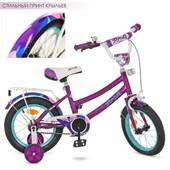 Профи Геометрия 12 14 16 18 20 велосипед для девочки Profi Geometry