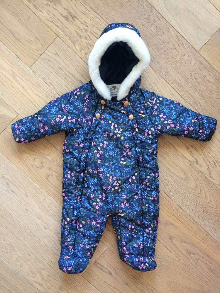 6-9 зимний комбинезон m s, цена 270 грн - купить Верхняя одежда бу ... 160d20cd46b