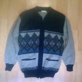 Фирменная свитер кофта L
