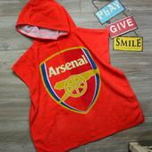 Полотенце с капюшоном Aresenal zap