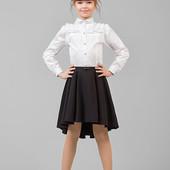 Шикарная школьная юбка