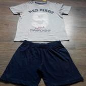 Комплект шорты футболка 122-128 Pepperts Германия