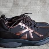 Отличные фирменные фитнес кроссовки Xsensible Stretchwalker Голландия