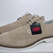 Туфли мужские кожаные Am Shoe Company (Германия) размер 41,42