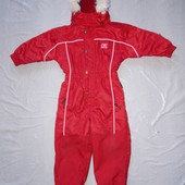 р. 98-104-110, комбинезон, Color Kids, Дания, зимний термокомбинезон, лыжный комбинезон