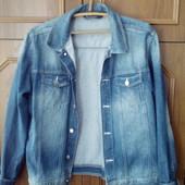 Пиджак джинсовый курточка