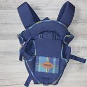 Переноска - рюкзак, кенгуру для детей Tomy 0-12 мес.