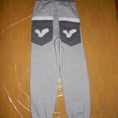 XS-S, поб 46 крутые спортивные штаны с начесом Voi Jeans