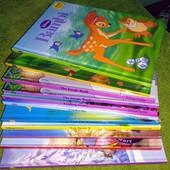 Набір книжок на англійській мові Disney.Нові