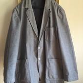 Мужской летний пиджак Италия Ritter 58-60-56 размер.
