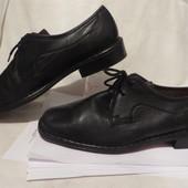 Туфли Кожа Германия Sioux 40,5-41 размер