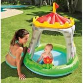 Детский бассейн Замок Intex 57122