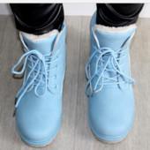 Зимние ботинки 36-41р