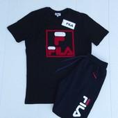 Комплект футболка и шорты Fila