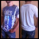 Мужская футболка Easy (размер М)