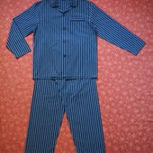 размер M, Мужская пижама M&S, б/у.