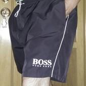 Стильние фирменние шорти бренд Hugo Boss.2хл