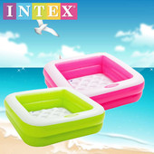 Надувной бассейн Intex 57100, 85*85*23