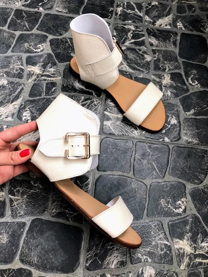 Шикарные сандалии в натуральной замше и коже распродажа фото №3