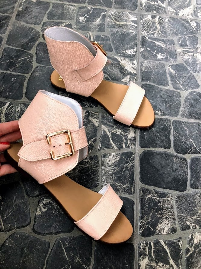 Шикарные сандалии в натуральной замше и коже распродажа фото №19